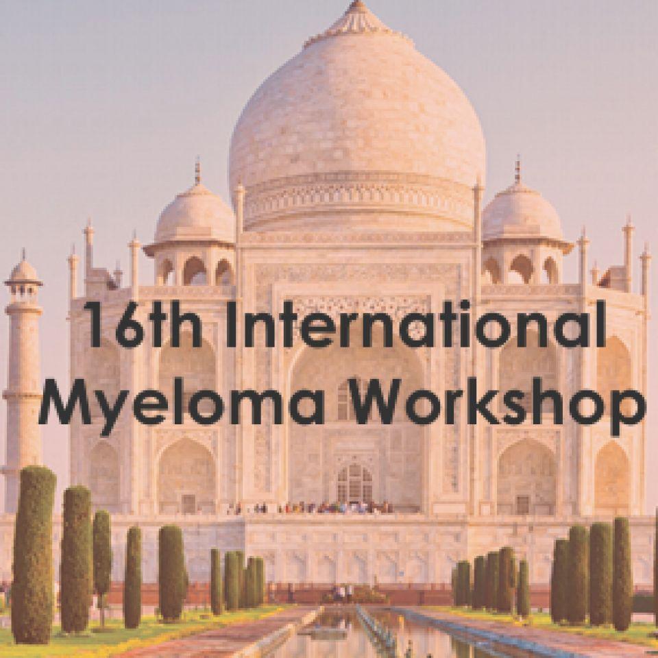 16th International Myeloma Workshop