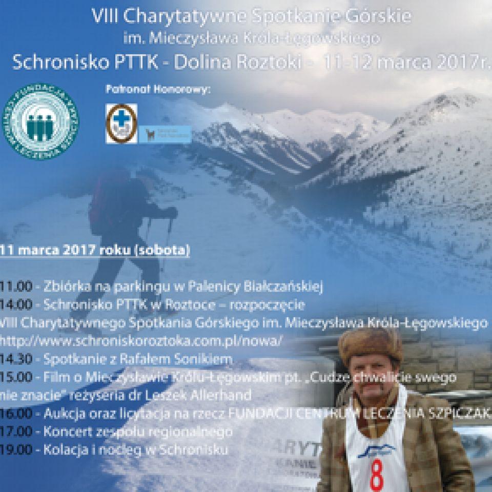 VIII Charytatywne Spotkanie Górskie