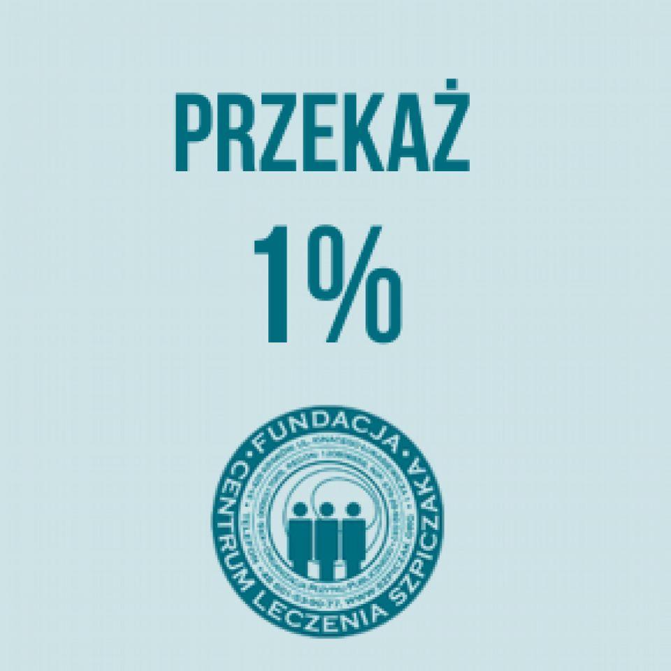 Przekaż 1% z podatku